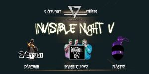 Invisible Night 5 /w Darewin, Invisible Boyz, Plastic @ Castello dance club & shisha bar | Stribro | Czech Republic
