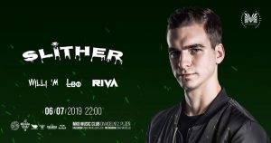 Slither // 6.7 @ Mko Music Club | Plzen | Czech Republic