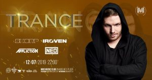 Trance! // 12.7 @ Mko Music Club | Plzen | Czech Republic