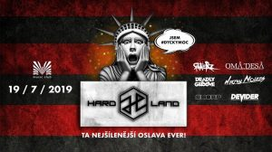 HARD LAND #dyckymoc edition @ Mko Music Club | Plzen | Czech Republic