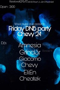 DNB weekend / Chevy 24 @ Wave Music Club | Plzen | Czech Republic