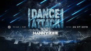 Dance Attack vol. 3 @ PH+ Club | Plzen | Czech Republic