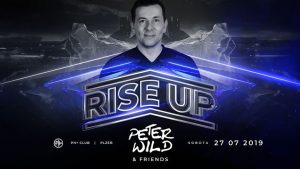 Rise Up @ PH+ Club | Plzen | Czech Republic