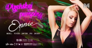 Plzeňskej Pumping w/ Ennie // 19.9. @ Mko After Club & Lounge | Plzen | Czech Republic